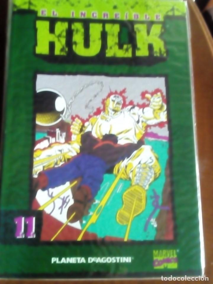 Cómics: HULK COLECCIONABLE DEL 1 AL 50 COMPLETO SIN LEER - Foto 27 - 98395455
