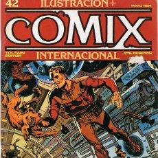 Cómics: ILUSTRACION + COMIX INTERNACIONAL Nº 42 . Lote 98552979