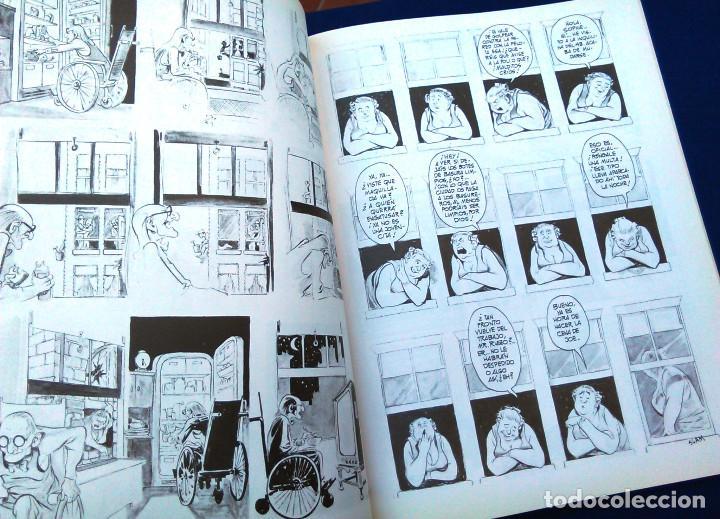 Cómics: N.Y. City. Will Eisner, the big city. Toutain Editor. 1985. ISBN 84-85138-99-6. Cómic, obra. NY. - Foto 4 - 98715763