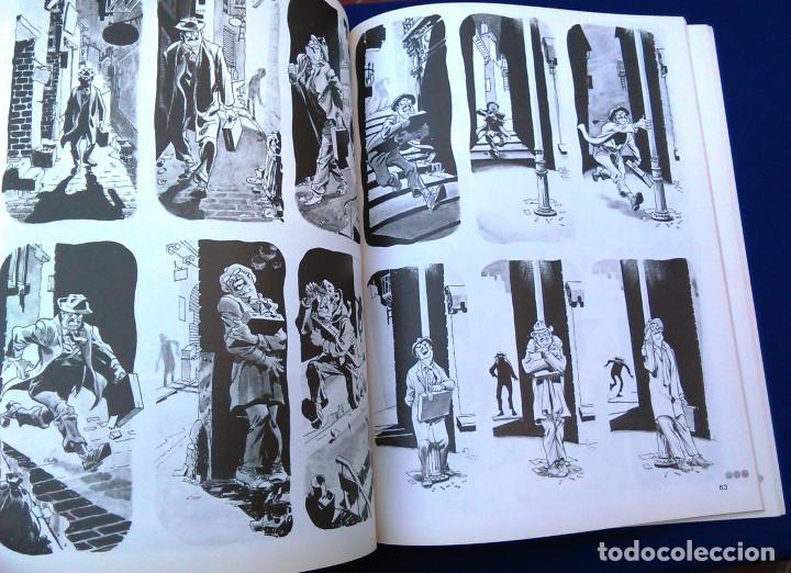 Cómics: N.Y. City. Will Eisner, the big city. Toutain Editor. 1985. ISBN 84-85138-99-6. Cómic, obra. NY. - Foto 5 - 98715763