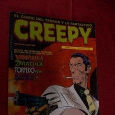Fumetti: CREEPY EXTRA. Nº 8. TOMO RETAPADO. CONTIENE LOS NÚMEROS 36, 38, 39 Y 40. TOUTAIN EDITOR.. Lote 98890927