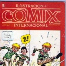 Cómics: COMIX INTERNACIONAL Nº 5 TOUTAIN. Lote 98981199