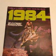 Cómics: 1984 Nº 18. SEGUNDA EDICION. TOUTAIN 1982. Lote 99158475