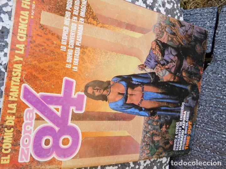 1 CUADERNO DE ZONA 84 Y OTROS 2 DE 1984 (Tebeos y Comics - Toutain - Zona 84)