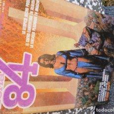Cómics: 1 CUADERNO DE ZONA 84 Y OTROS 2 DE 1984. Lote 99296595