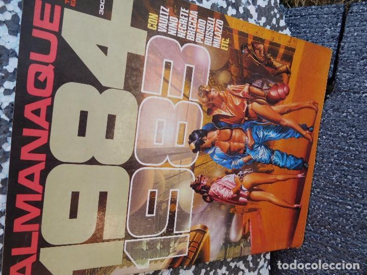 Cómics: 1 cuaderno de Zona 84 y otros 2 de 1984 - Foto 3 - 99296595
