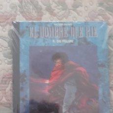 Cómics: EL HOMBRE QUE RIE + WOCETOS, DE FERNANDO DE FELIPE. Lote 99443635