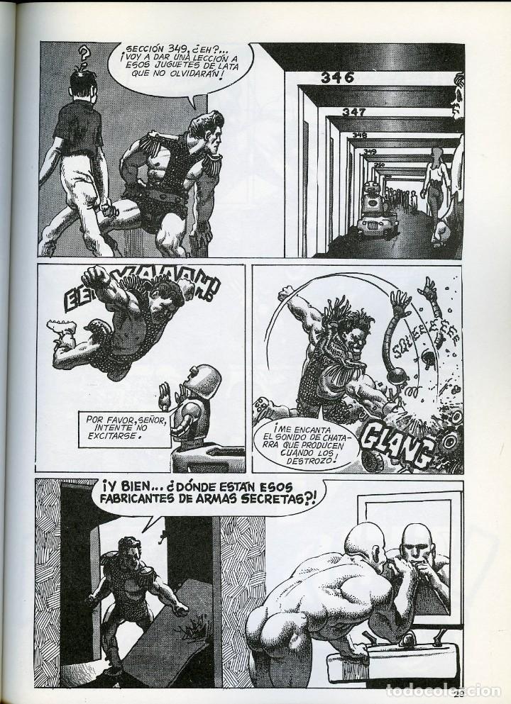 Cómics: EL EXTRAORDINARIO MUNDO DE RICHARD CORBEN. TOUTAIN 1981 - Foto 2 - 99545407