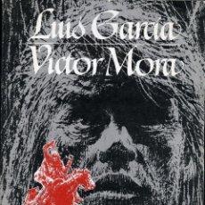 Cómics: LUIS GARCÍA Y VÍCTOR MORA. LAS CRÓNICAS DEL SIN NOMBRE. TOUTAIN 1978. Lote 99552259