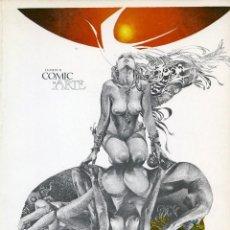 Cómics: FERNANDO FERNANDEZ. CUANDO EL COMIC ES ARTE. TOUTAIN EDITOR 1980. Lote 99946939