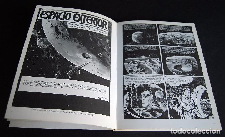Cómics: THE SPIRIT DE WILL EISNER EN ESPACIO EXTERIOR. ILUSTRADO POR WALLY WOOD. TOUTAIN 1981 - Foto 2 - 99986355