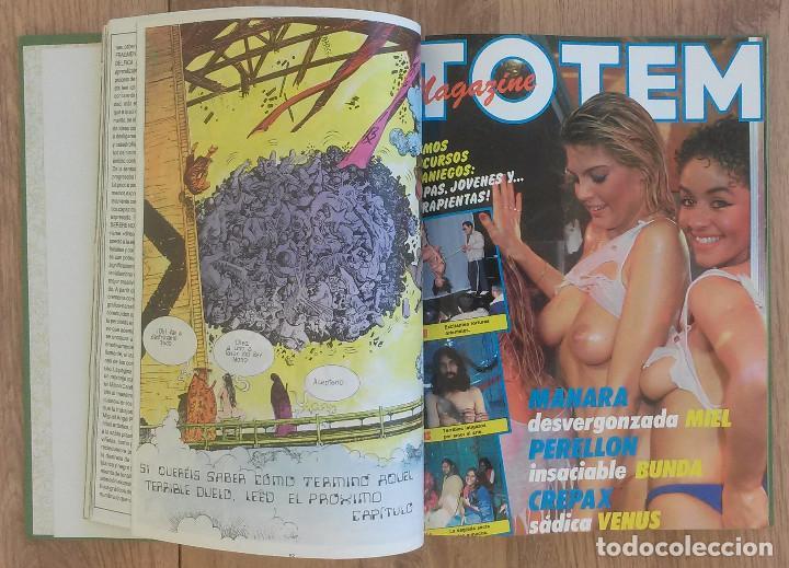 Cómics: TOTEM lote 4 Primeros numeros + TOTEM Magazine (Dos ultimos numeros) - Foto 2 - 100319835