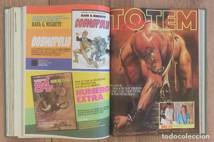 Cómics: TOTEM lote 4 Primeros numeros + TOTEM Magazine (Dos ultimos numeros) - Foto 5 - 100319835