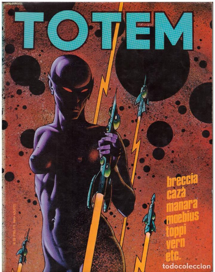 Cómics: Comic Totem, nº 39 - Toutain - Foto 1 - 100343743