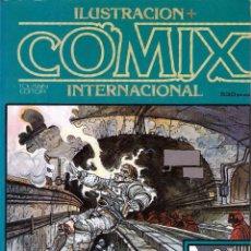 Cómics: COMIC ILUSTRACION + COMIX INTERNACIONAL, EXTRA Nº 1 - TOUTAIN. Lote 100343807