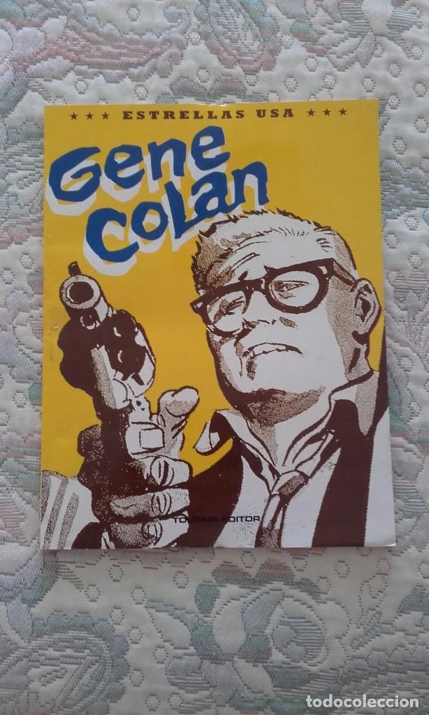 GENE COLAN (ESTRELLAS USA), DE GENE COLAN (Tebeos y Comics - Toutain - Álbumes)