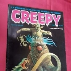 Cómics: CREEPY. Nº 3. TOUTAIN EDITOR.. Lote 119958364