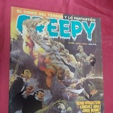 Cómics: CREEPY. Nº 34. TOUTAIN EDITOR.. Lote 100760859