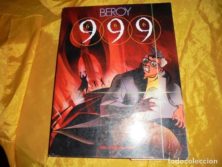 999- 666. BEROY. TOUTAIN EDITOR, 1988 (Tebeos y Comics - Toutain - Otros)