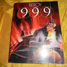 Cómics: 999- 666. BEROY. TOUTAIN EDITOR, 1988. Lote 101643943