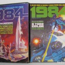 Cómics: COLECCIÓN COMPLETA DE 1984. Lote 101646571