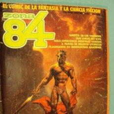 Cómics: COMICS ZONA 84 EL CÓMIC DE LA FANTASÍA Y LA CIENCIA FICCIÓN. Lote 101718151