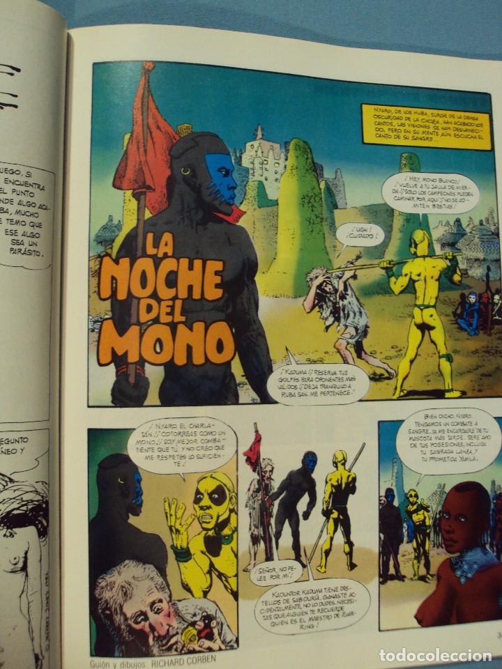 Cómics: Comics Zona 84 El cómic de la Fantasía y la Ciencia Ficción, 1986, 82 pag. - Foto 5 - 101718219