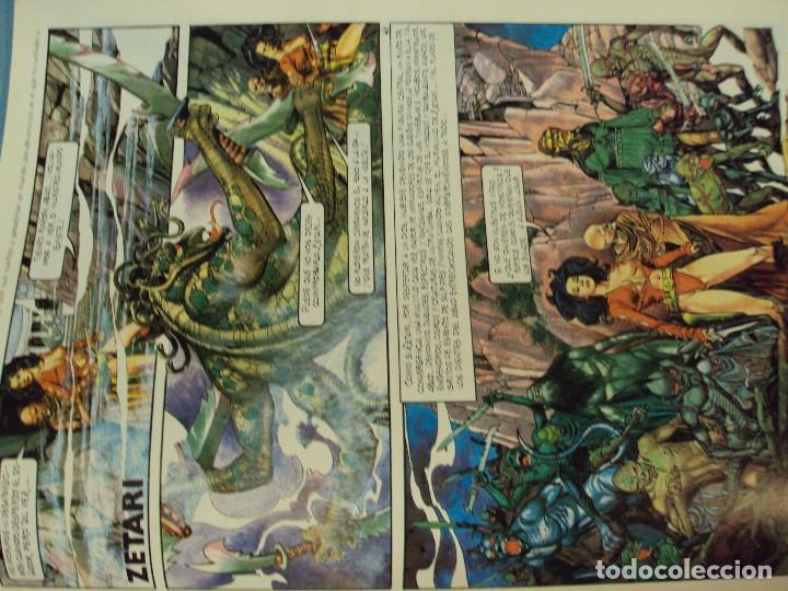 Cómics: Comics Zona 84 El cómic de la Fantasía y la Ciencia Ficción, 1986, 82 pag. - Foto 7 - 101718219