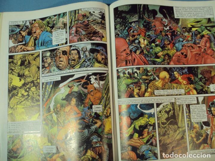 Cómics: Comics Zona 84 El cómic de la Fantasía y la Ciencia Ficción, 1986, 82 pag. - Foto 8 - 101718219