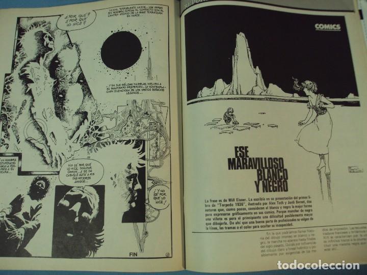 Cómics: Comics Zona 84 El cómic de la Fantasía y la Ciencia Ficción, 1986, 82 pag. - Foto 10 - 101718219