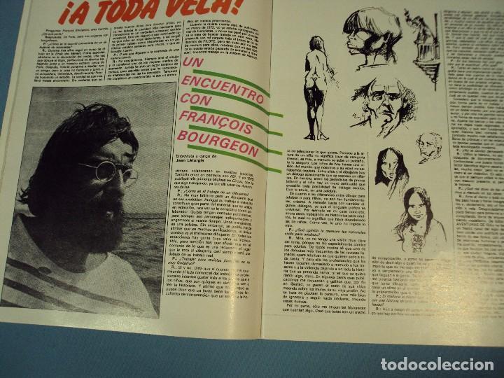 Cómics: Comics Zona 84 El cómic de la Fantasía y la Ciencia Ficción, Nº 2, 1983, 90 pag. - Foto 4 - 101789523