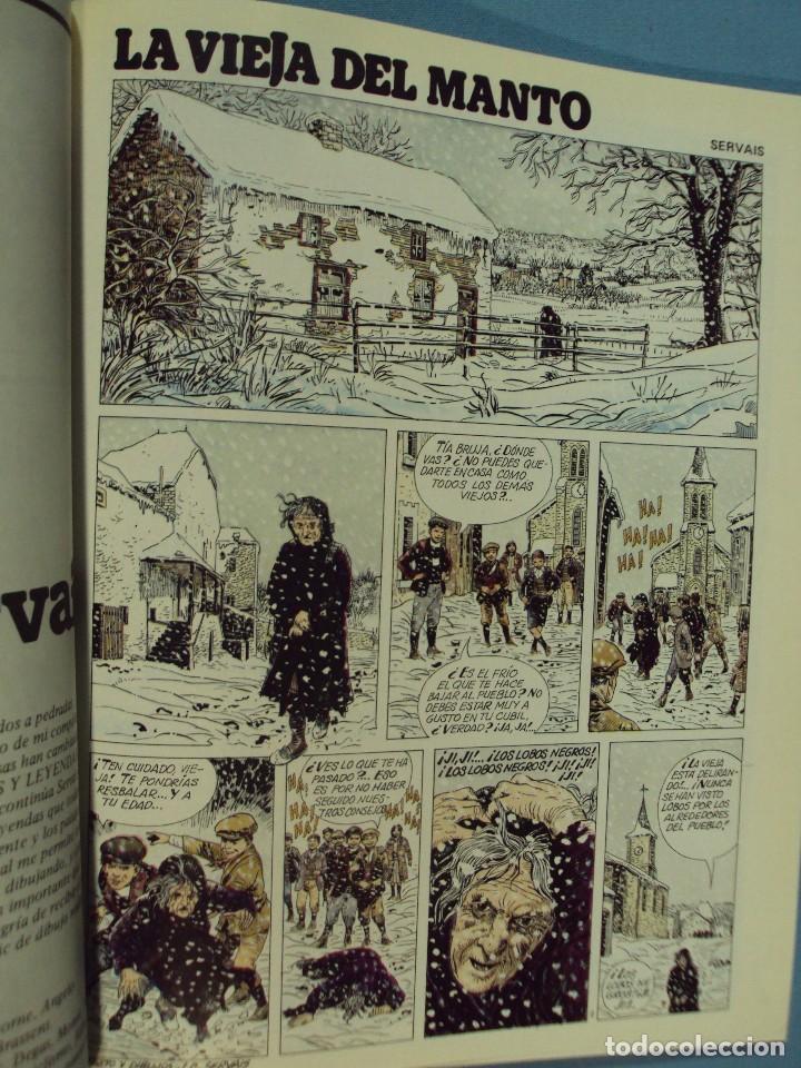 Cómics: Totem ,Comic Totem nº 35, caza, crepax, mopebius. pratt, servais..., 90 pag. - Foto 2 - 101790027
