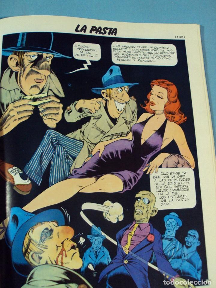Cómics: Totem ,Comic Totem nº 35, caza, crepax, mopebius. pratt, servais..., 90 pag. - Foto 4 - 101790027