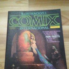 Cómics: RETAPADO ILUSTRACION + COMIX INTENACIONAL TOUTAIN NUMEROS 14 - 15 - 16. Lote 102072747