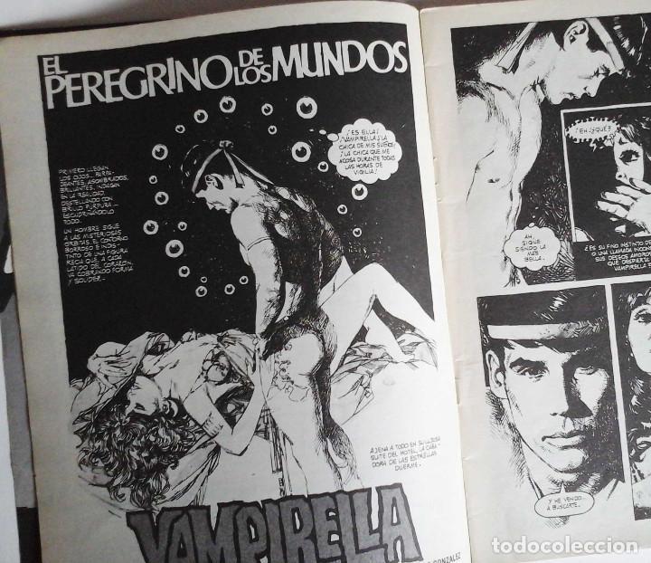Cómics: Creepy 46, con Gulacy, Neal Adams y, sobre todo, una Vampirella de Pepe Gonzalez. - Foto 3 - 102141019