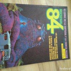 Cómics: RETAPADO ANTOLOGIA 5 ZONA 84 EDITORIAL TOUTAIN CONTIENE LOS NUMEROS 14 15 16. Lote 102427183