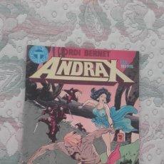 Cómics: ANDRAX Nº 3, DE JORDI BERNET (CONTIENE 3 HISTORIAS COMPLETAS). Lote 102495215