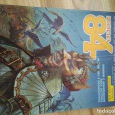 Cómics: RETAPADO ANTOLOGIA 6 ZONA 84 EDITORIAL TOUTAIN CONTIENE LOS NUMEROS 17 18 19. Lote 103154147