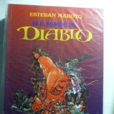 Cómics: EN EL NOMBRE DEL DIABLO.(TOUTAIN).. Lote 103245007
