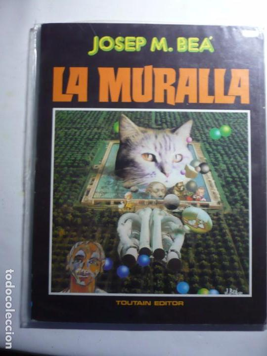 LA MURALLA – TOUTAIN 1987 (Tebeos y Comics - Toutain - Álbumes)