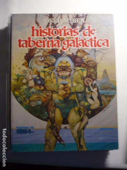 HISTORIAS DE TABERNA GALÁCTICA (TOUTAIN). (Tebeos y Comics - Toutain - Álbumes)