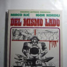 Cómics: DEL MISMO LADO - (TOUTAIN).. Lote 103246795