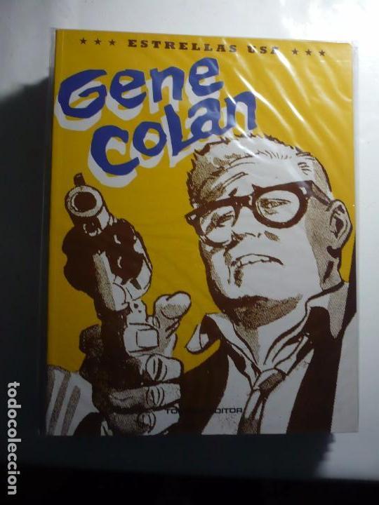 ESTRELLAS USA:GENE COLAN (TOUTAIN). (Tebeos y Comics - Toutain - Álbumes)