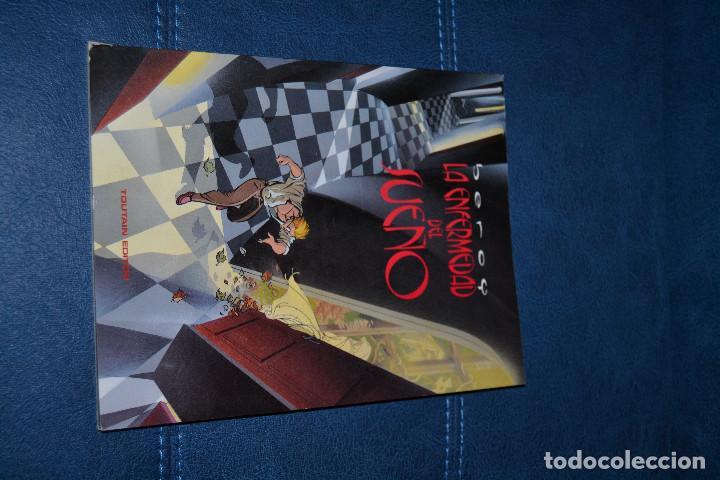 LA ENFERMEDAD DEL SUEÑO (Tebeos y Comics - Toutain - Otros)
