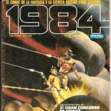 Cómics: COMIC 1984 - TOUTAIN ED. - Nº 62 (MARZO 1984). Lote 103534451