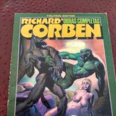 Cómics: RICHARD CORBEN OBRAS COMPLETAS 6. ROWLF. Lote 103590628