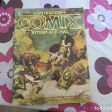 Cómics: COMIX INTERNACIONAL Nº 2. Lote 103623239