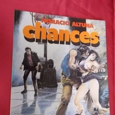 Cómics: CHANCES. HORACIO ALTUNA. TOUTAIN EDITOR. Lote 103772315