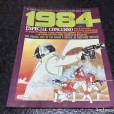 Cómics: 1984 ESPECIAL CONCURSO. Lote 103815979
