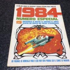 Cómics: 1984 NUMERO ESPECIAL CONCURSO. Lote 103816223